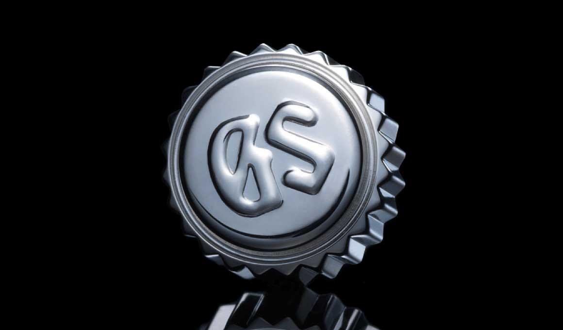GS Watch Crown